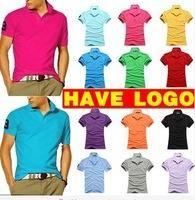Мужская рубашка поло сорочка
