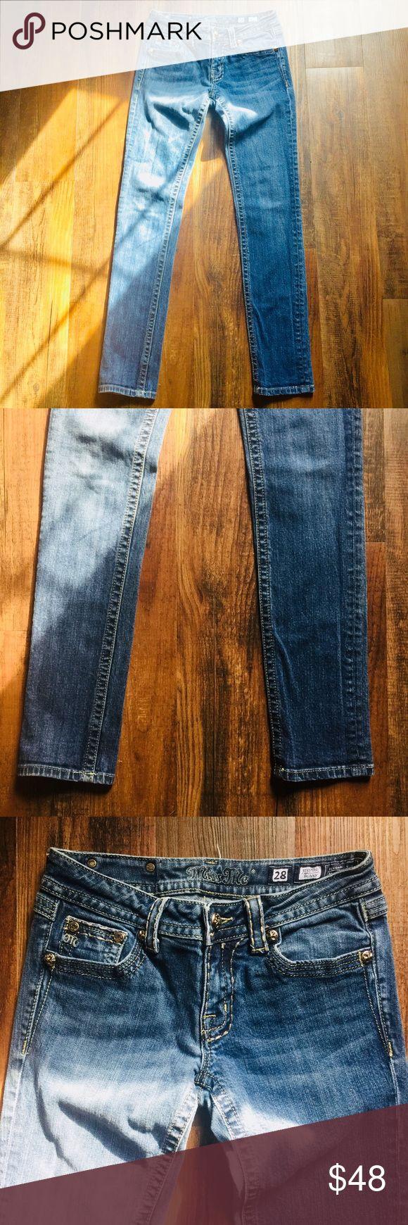 Miss Me Skinny Jeans Size 28 Miss Me Skinny Jeans. Style JES179SL Skinny. Size 28. Miss Me Jeans Skinny