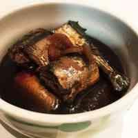 圧力鍋で!簡単☆さんまの生姜煮