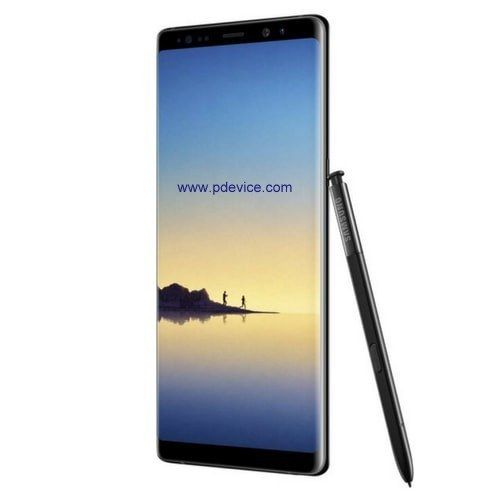 Samsung Galaxy Note8 MSM8998 Smartphone Full Specification