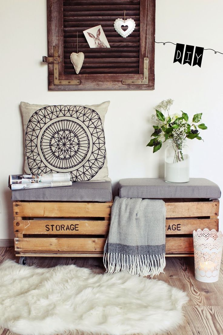 244 besten diy home furniture bilder auf pinterest wohnen basteln und selbermachen. Black Bedroom Furniture Sets. Home Design Ideas
