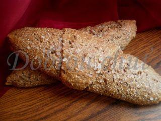 Dobrou chuť: Celokváskové žitné rohlíky