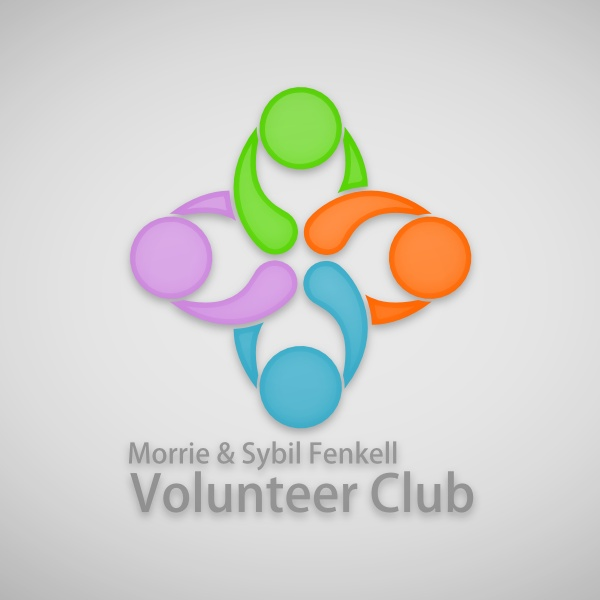 volunteer logo for friendship circle  more info at