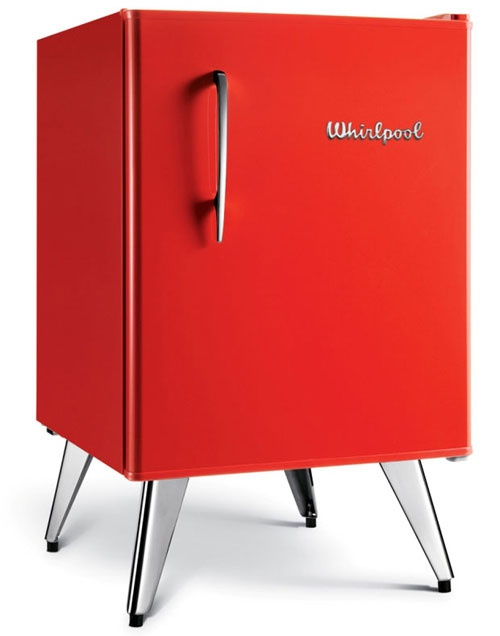 Italian Design Blog | Ретро холодильник