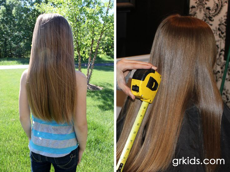 Where, Oh Where, Can You Donate Your Kid's Long Hair