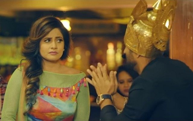 Uh Oh! Miss Pooja & Harish Verma In Trouble For Her Song