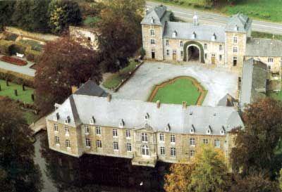 288 best images about ch teaux en belgique on pinterest - Jardin suspendu brussels montpellier ...