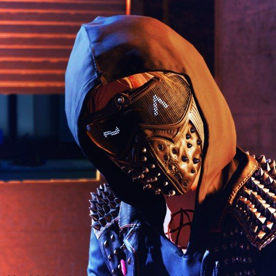 Watch Dogs Character Designer