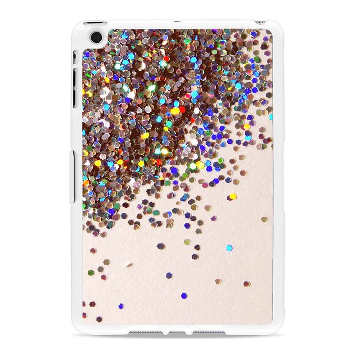 Sparkle and Faux Glitter Ipad Mini 2 Case