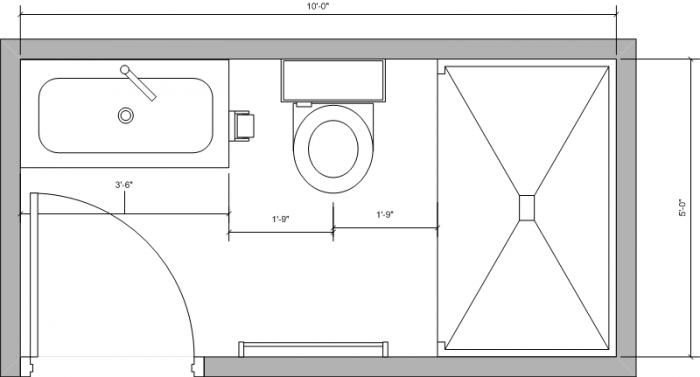 I M Applying For A Permit For My Basement Bathroom Project I M Attaching The Permi Small Bathroom Renovations Simple Bathroom Renovation Bathroom Design Small