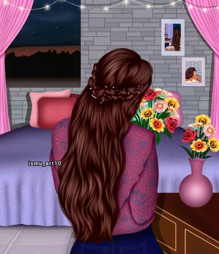 Pin By ن ج م ه On Art Beautiful Girl Drawing Lovely Girl Image Teenage Girl Photography