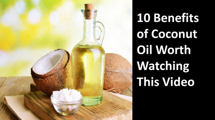 10 Benefits of Coconut Oil Worth Watching This Video