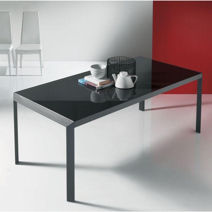 Tavolo rettangolare allungabile Bontempi Casa Izac da 192 centimetri e largo 102 è un tavolo moderno che non deluderà le tue aspettative d'arredamento.