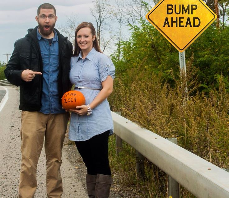 Cute. Since I'm a Miles, it would be super cute to do it first baby announcement with highway signs!!! <3