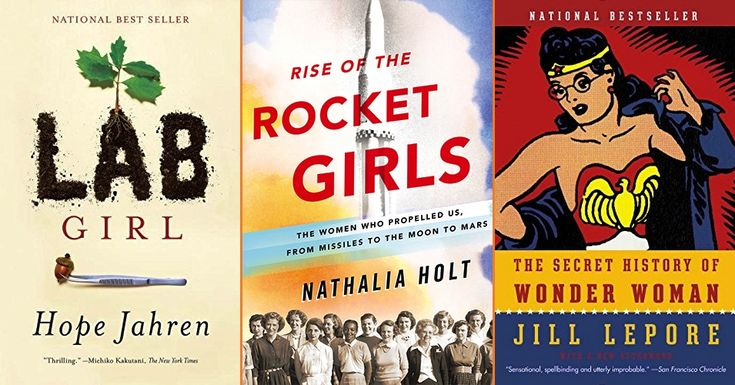 50 Biographies about Inspiring Women for Older Teen & Adult Readers