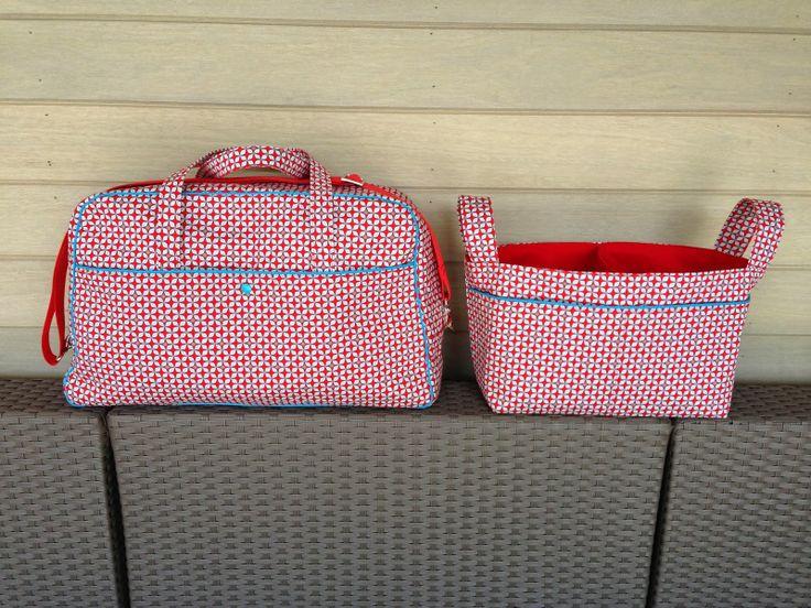 Dag 11: pampertas en pampermand voor een speciaal babytje + give away 6: set kussens + zelfgemaakte kussenslopen! - Spurrewubsie blogt ...