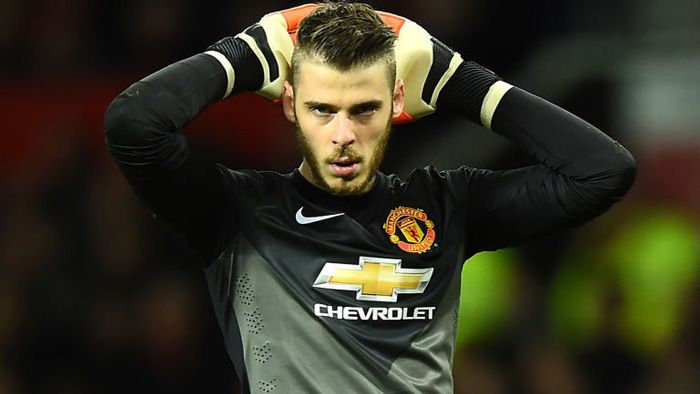Laporan Liga Inggris terkini 2015-16: Penyebab gagalnya transfer David de Gea