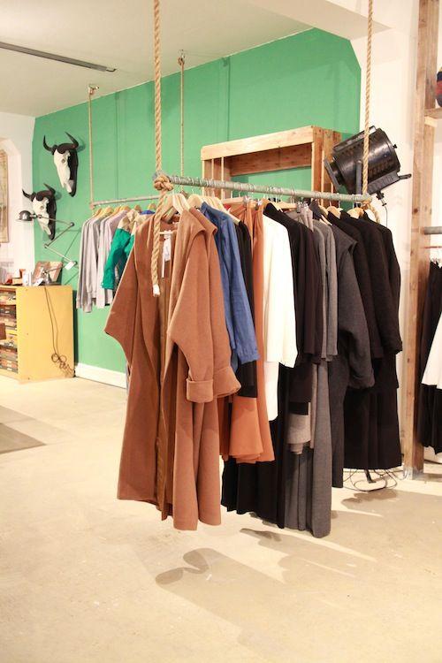 Corner store clothing