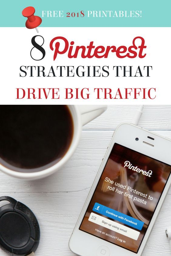 2018 Best Pinterest Marketing Strategy Guide You Need Right Now! When you look at successful bloggers, you will almost always discover a plan behind their success. They know what they want, they develop a plan & they work their plan. It is the foundation for success. Click if you want to get more traffic and sales to your website. #PinterestExpert #PinterestMarketing #PinterestTips #PinterestForBusiness #PinterestForBloggers #PinterestForBeginners #PinterestMarketingTips…