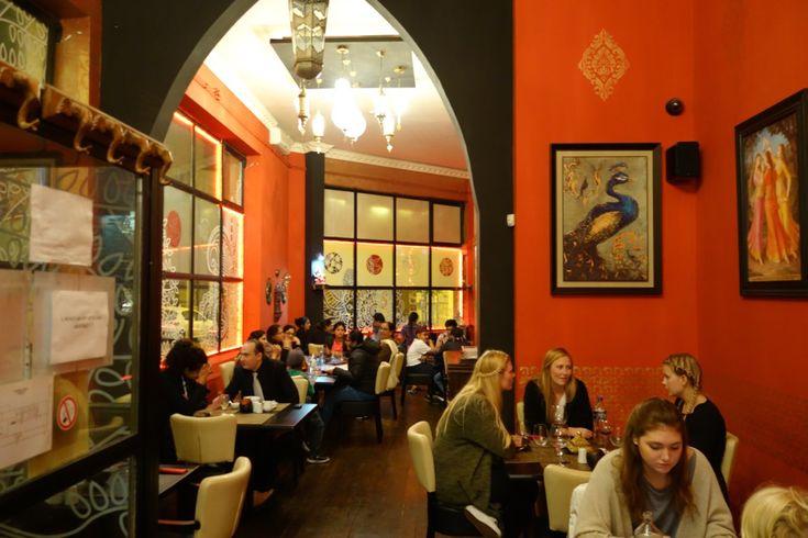 Curry House Budapest, Horányszky utca 1 06304488400 Menő indiai étterem