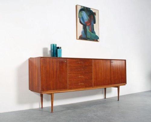 Marktplaats.Nl Vintage Deens Design Dressoir Danish Sideboard Retro Sixties Kasten Dressoirs