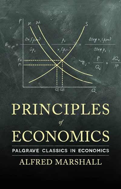 """Toda frase breve acerca de la economía es intrínsecamente falsa""... (Alfred Marshall)"
