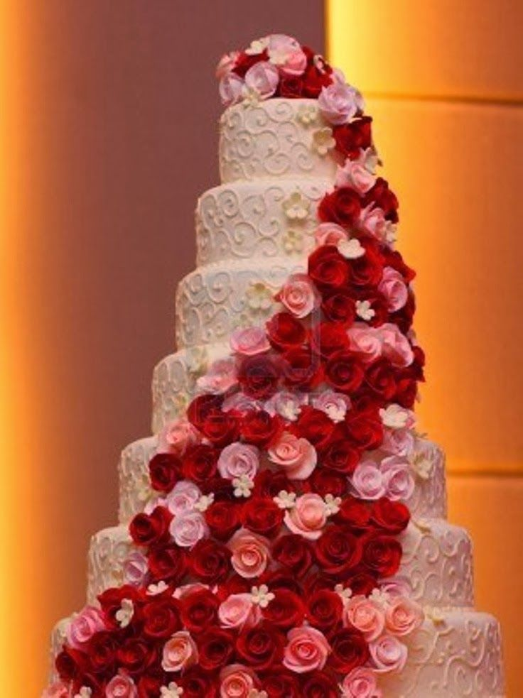 380 Best Images About Wedding Cake Giants On Pinterest