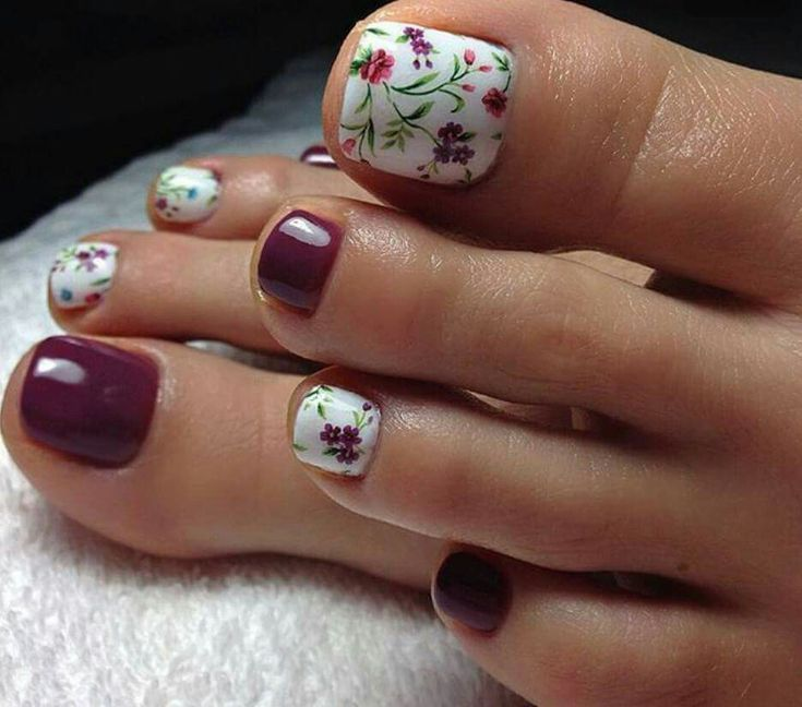 Usually don't go for the floral type, but this is so cute..