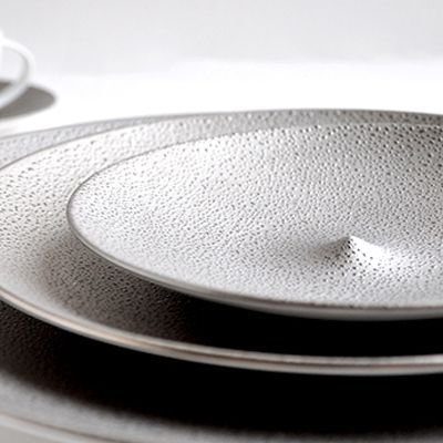 Bernardaud Gouttes d'argent Dinnerware | Artedona.com