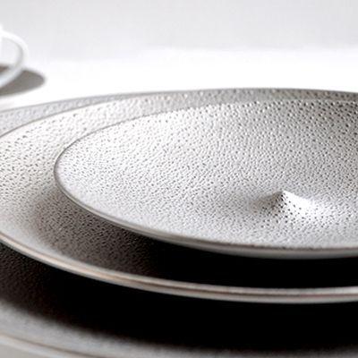 Bernardaud Gouttes d'argent Dinnerware   Artedona.com