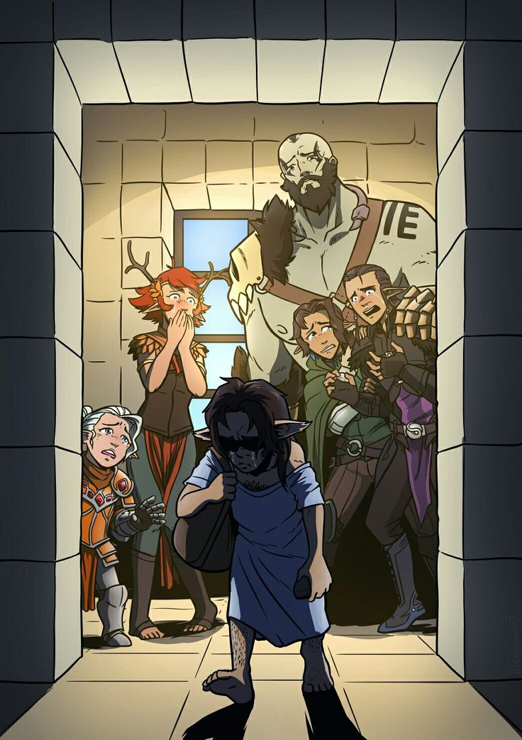 1000+ Images About Critical Role On Pinterest