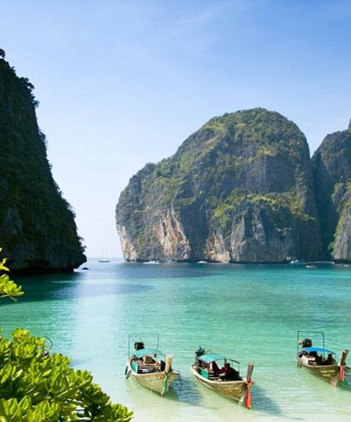 Awesome Phi Phi Island - Thailand