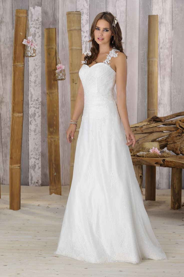 Großartig Aufrichtigkeit Brautkleider Galerie - Hochzeit Kleid Stile ...