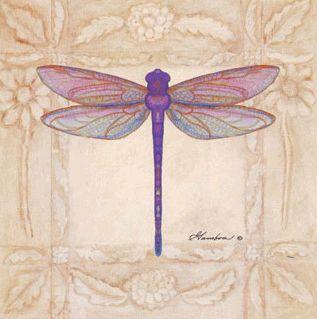 dibujos de libelulas para imprimir