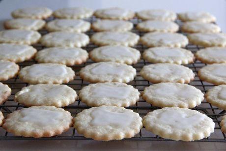 Sable Cookies   Recipes - Cookies, bars   Pinterest   Lemon, Cookies ...