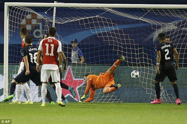 Dinamo Zagreb face no action over Ademi's failed drug test