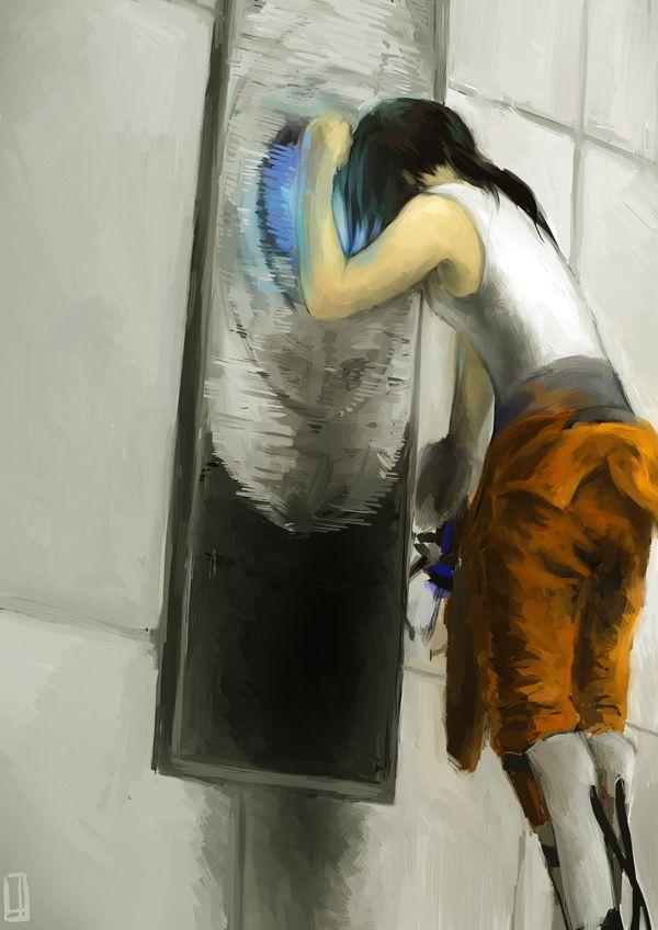 The Itch by Glad-Sad.deviantart.com on @deviantART T-T