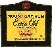 Mount Gay Rum - Extra Old Barbados Rum