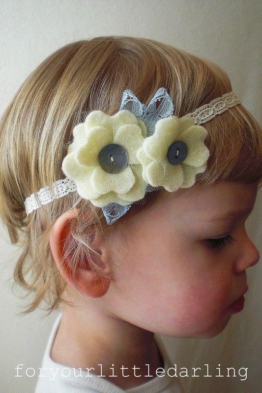 Cute headband for Lydia