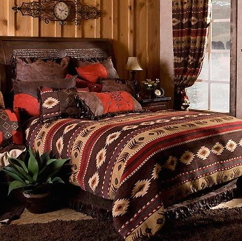 Best 25 southwestern bedroom ideas on pinterest for Western style beds