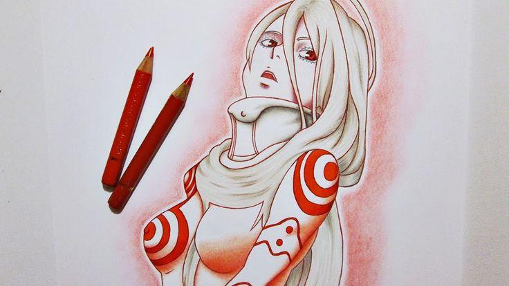 Drawing Shiro || Deadman Wonderland デッドマン・ワンダーランド