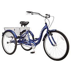 "Schwinn Meridian 26"" Comfort Trike"