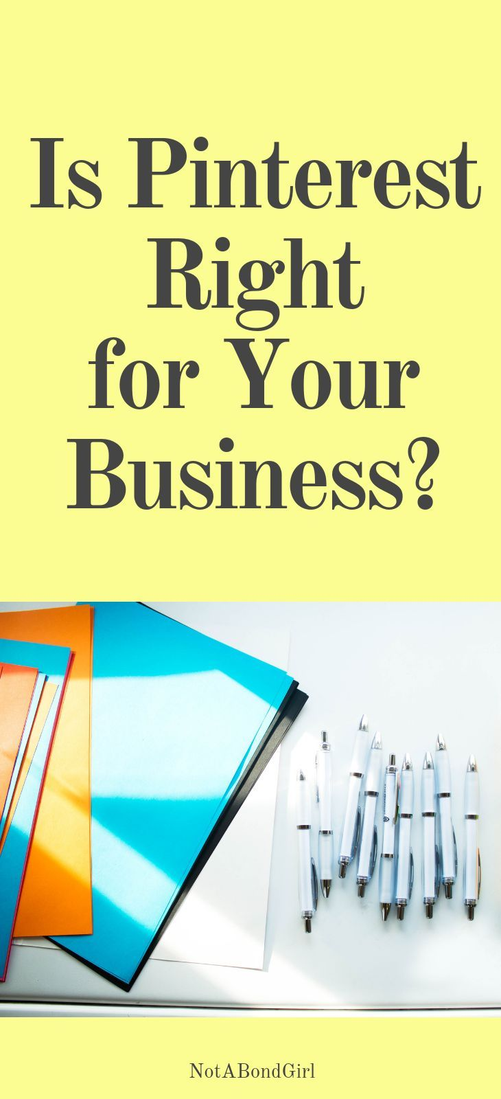 Is Pinterest right for your business