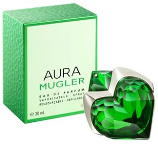 FREE Aura Mugler Fragrance Sample