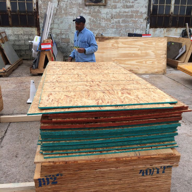 Sheet goods are back in the place! Osb some ply abs tongue and groove! Its not all pretty but definitely usable! Come get it!! #osb #plywood #tongueandgroove #sustainableliving #sustainability #lifecyclebuildingcenter #westend #buildingmaterials #reuse