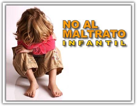 El Maltrato Infantil. Signos para detectarlo