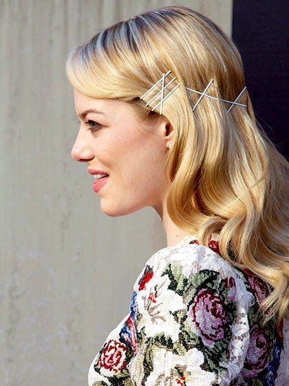 5-Minute Party Hairstyles