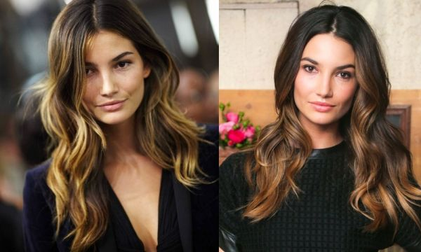"""Give your hair the gift of color this season and check out the trends we feel will be very """"present"""" for the holidays. Start by classing up that ombre to a sombre!"""