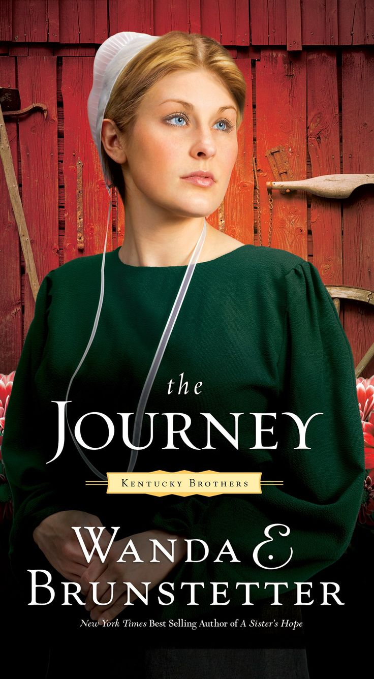 The Journey (Kentucky Brothers) by Wanda E. Brunstetter. Can a heart once