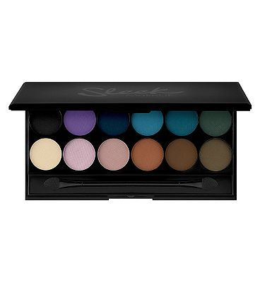 Sleek MakeUp i-Divine Eyeshadow Palette- 32 Advantage card points. Sleek MakeUP™s legendary i-Divine eyeshadow palettes are 12 shades of super-pigmented, longlasting,mineral based eyeshadows, designed to suit all. Each i-Divine contains pear http://www.MightGet.com/april-2017-1/sleek-makeup-i-divine-eyeshadow-palette-.asp